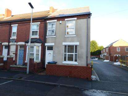 4 Bedrooms End Of Terrace House for sale in Compton Road, Cradley Heath, Sandwell, West Midalnds