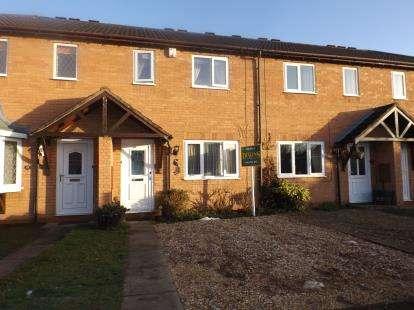 2 Bedrooms Terraced House for sale in Peregrine Grove, Kidderminster, Worcestershire
