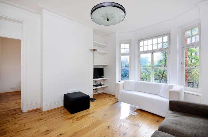 2 Bedrooms Flat for sale in Avonmore Gardens, West Kensington, W14
