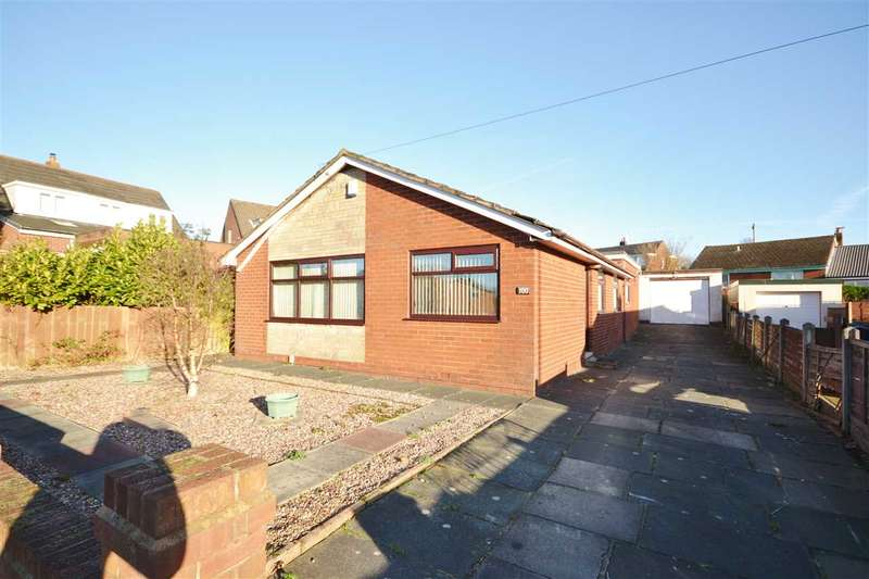 4 Bedrooms Detached Bungalow for sale in Collingwood Road, Chorley