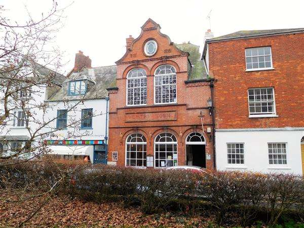 Commercial Property for sale in Marcellos, 32a Fore Street, Topsham