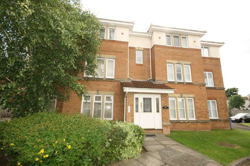 2 Bedrooms Apartment Flat for rent in Sir William Wallace Court, Larbert