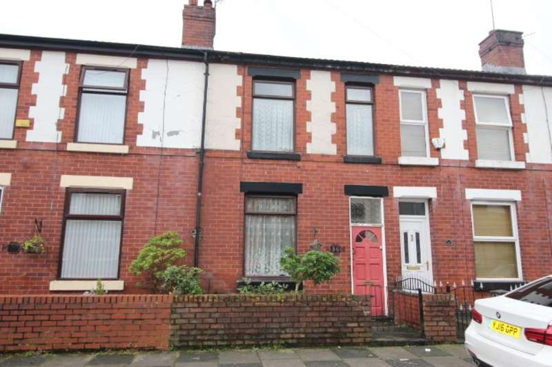 2 Bedrooms Terraced House for sale in Booth Street, Denton, Manchester, M34