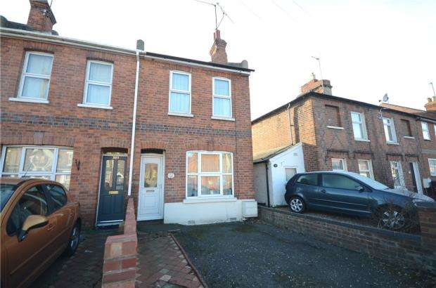 3 Bedrooms Semi Detached House for sale in Gosbrook Road, Caversham, Reading