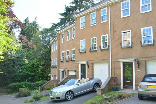 4 Bedrooms Town House for sale in The Cedars, Branksome Wood Road, Bournemouth
