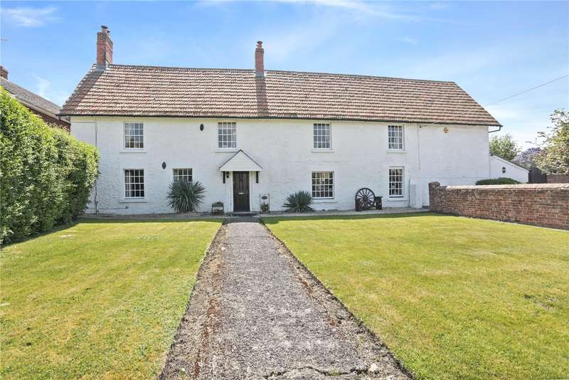 6 Bedrooms Detached House for sale in Horse Road, Hilperton, Wiltshire, BA14