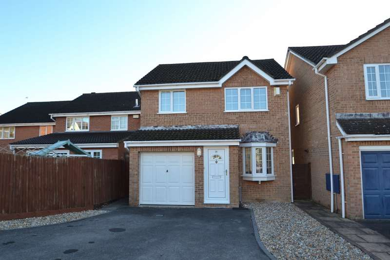 3 Bedrooms Detached House for sale in Creekmoor