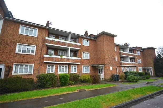 2 Bedrooms Flat for sale in Gauntlett Court, Sudbury, Middlesex