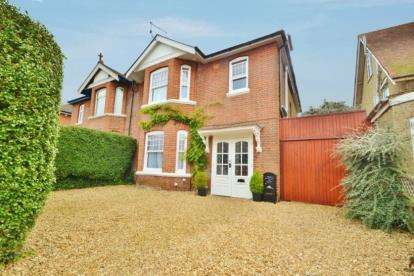 5 Bedrooms Semi Detached House for sale in Upper Shirley, Southampton, Hampshire