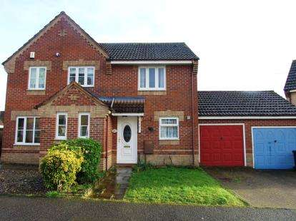 2 Bedrooms Semi Detached House for sale in Thetford, Suffolk