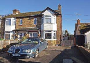 House for sale in Grovehurst Road, Kemsley, Sittingbourne, Kent