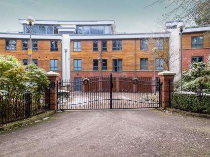 1 Bedroom Flat for sale in The Lawns, Moss Drive, Bramcote, Nottingham