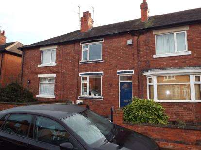 2 Bedrooms Terraced House for sale in Grenville Road, Beeston Rylands, Nottingham