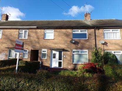 3 Bedrooms Terraced House for sale in Shelley Avenue, Clifton, Nottingham, Nottinghamshire
