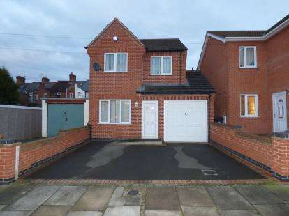3 Bedrooms Detached House for sale in Hampshire Road, Aylestone, Leicester, Leicestershire