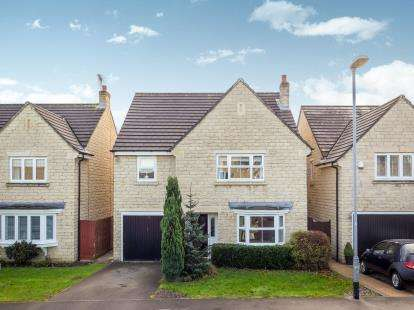 4 Bedrooms Detached House for sale in Barn Owl Close, Church Warsop, Mansfield, Nottinghamshire