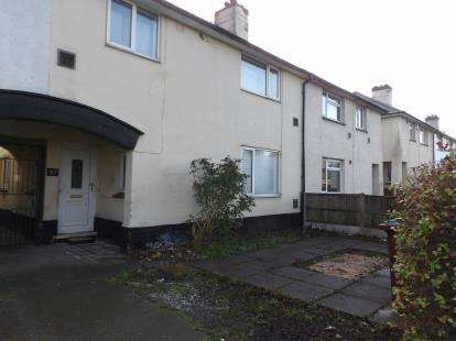 3 Bedrooms Terraced House for sale in Stockhill Lane, Nottingham, Nottinghamshire