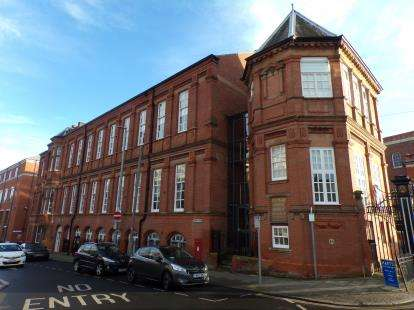 1 Bedroom Flat for sale in Charles House, Park Row, Nottingham, Nottinghamshire