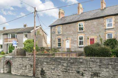 2 Bedrooms End Of Terrace House for sale in Bryntirion Terrace, Abergele, Conwy, North Wales, LL22