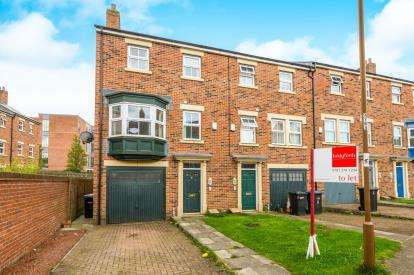 4 Bedrooms Semi Detached House for sale in Kirkwood Drive, Sheraton Park, Nevilles Cross, Durham, DH1