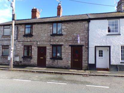 Terraced House for sale in Mwrog Street, Ruthin, Denbighshire, LL15