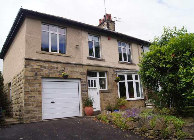 4 Bedrooms Semi Detached House for sale in Springwood Road