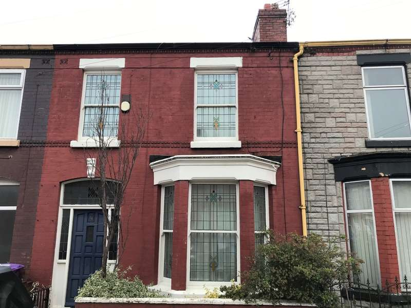 3 Bedrooms Terraced House for sale in Cranborne Road, Wavertree , Liverpool, L15