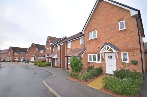 3 Bedrooms Semi Detached House for sale in Dunlin Road, Bracknell, Berkshire