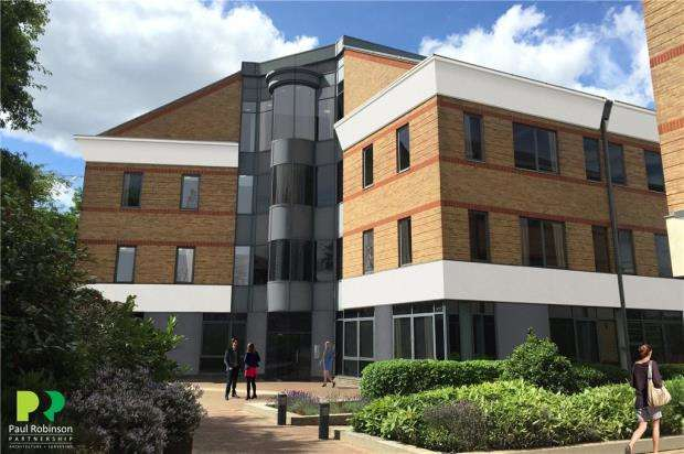 1 Bedroom Apartment Flat for sale in 2 The Braccans, London Road, Bracknell