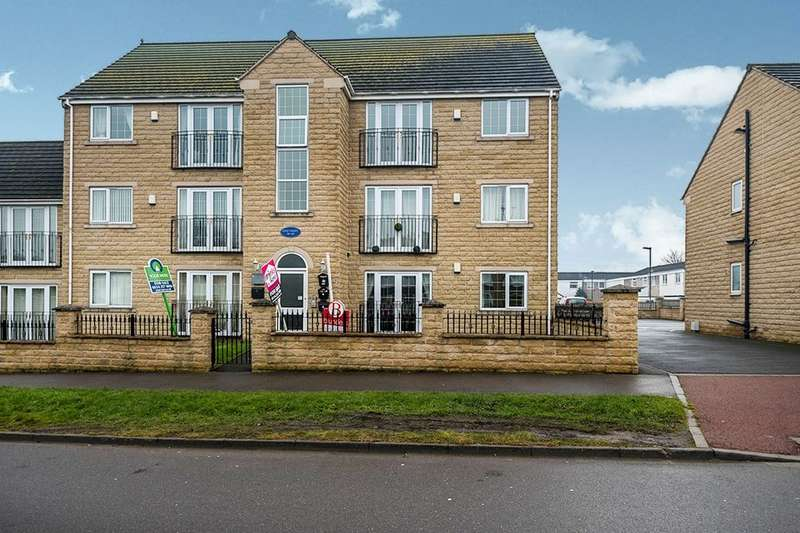 2 Bedrooms Flat for sale in Kinsey Road, High Green, Sheffield, S35