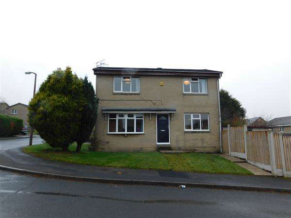 3 Bedrooms Detached House for sale in Ascot Parade, Bradford