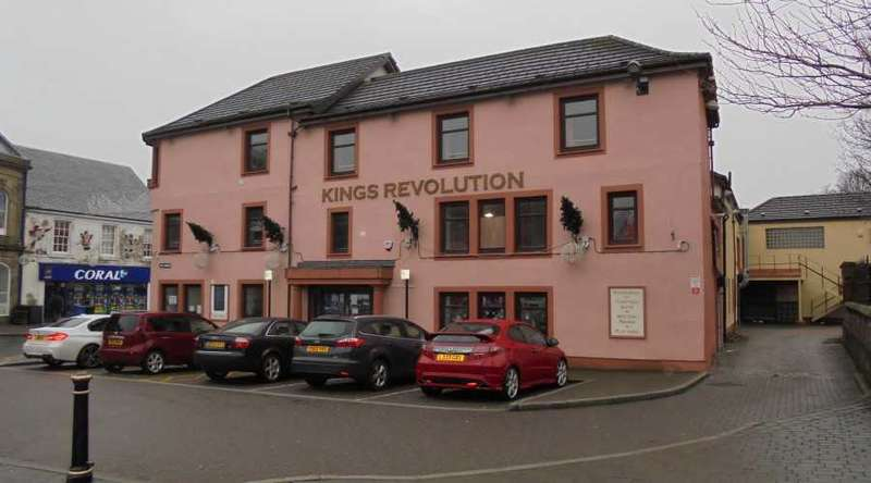 Property for rent in The Cross, Dalry, Dalry