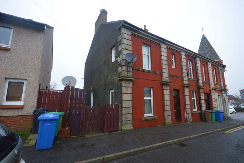 2 Bedrooms Flat for rent in School Street, Cowdenbeath, KY4