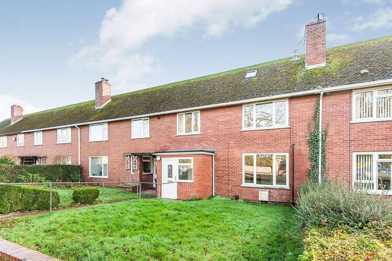 3 Bedrooms Property for rent in Stoke Hill, Exeter, EX4