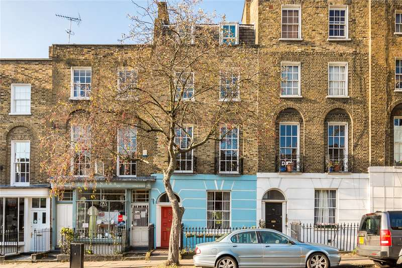 5 Bedrooms Terraced House for sale in Amwell Street, London, EC1R