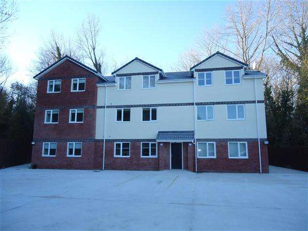 2 Bedrooms Apartment Flat for rent in Flat 8, 23A Willow Drive, Llanmartin