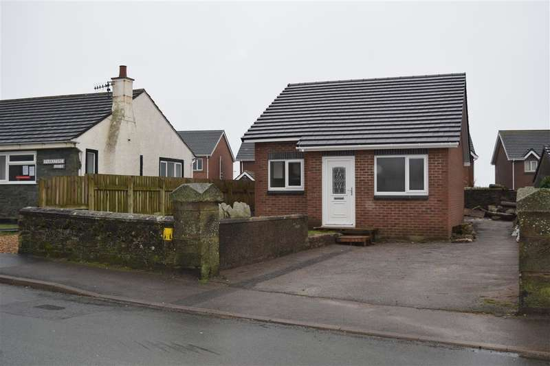 2 Bedrooms Detached Bungalow for sale in The Bungalow, The Banks, Seascale