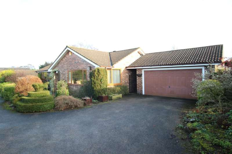 3 Bedrooms Detached Bungalow for sale in Pear Tree Close, Weaverham, NORTHWICH, CW8