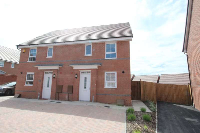 3 Bedrooms Semi Detached House for rent in Croft Gardens, Wolverhampton, WV10