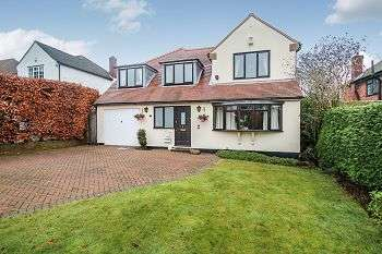 4 Bedrooms Detached House for sale in Berens Way, Chislehurst, Kent, BR7 6RH
