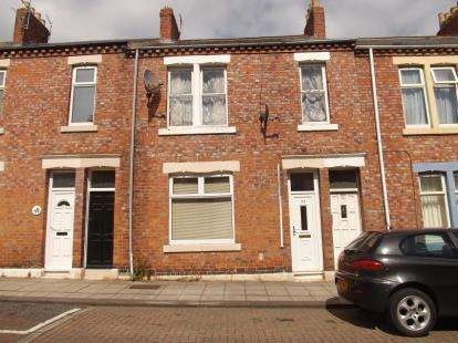 1 Bedroom Flat for sale in Canterbury Street, South Shields, Tyne and Wear, NE33