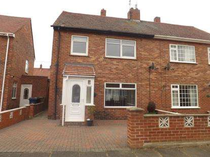 3 Bedrooms Semi Detached House for sale in Westhope Road, South Shields, Tyne and Wear, NE34