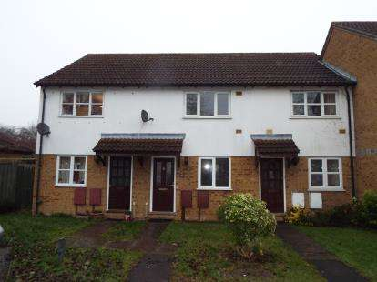 2 Bedrooms Terraced House for sale in Kestrel Way, Bicester, Oxfordshire