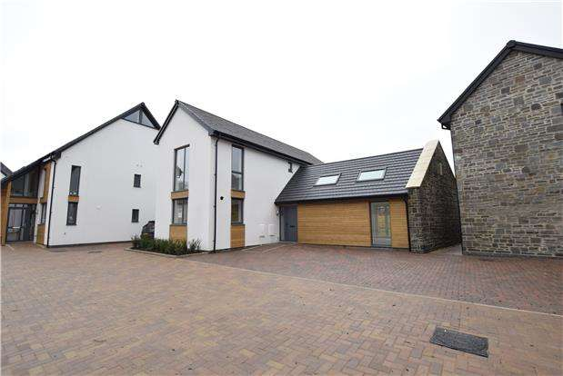 3 Bedrooms Detached House for sale in Plot 5 - Sheep field gardens, Portishead, Bristol, BS20 6QL