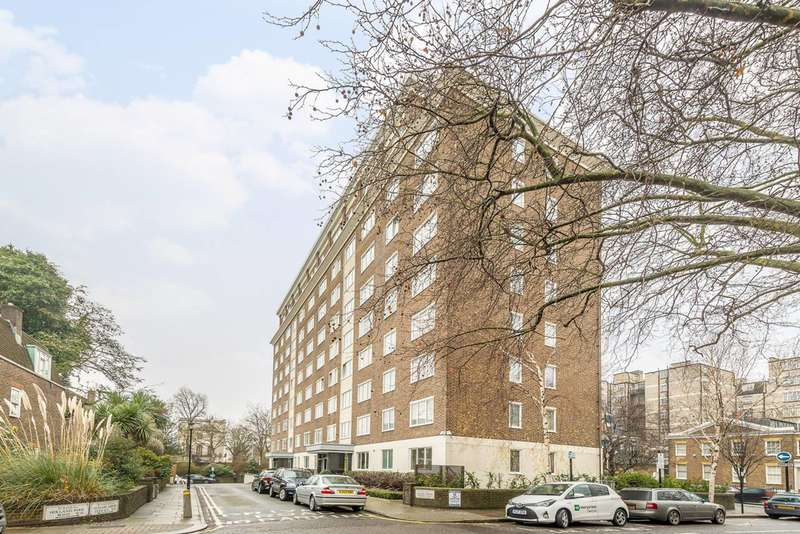 2 Bedrooms Flat for sale in Abbots House, Holland Park, W14