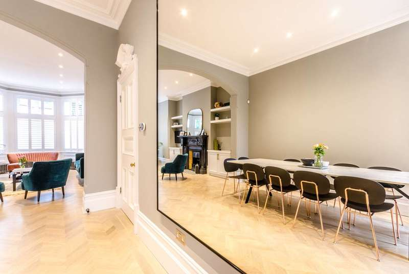 4 Bedrooms Terraced House for sale in Heber Road, Willesden Green, NW2