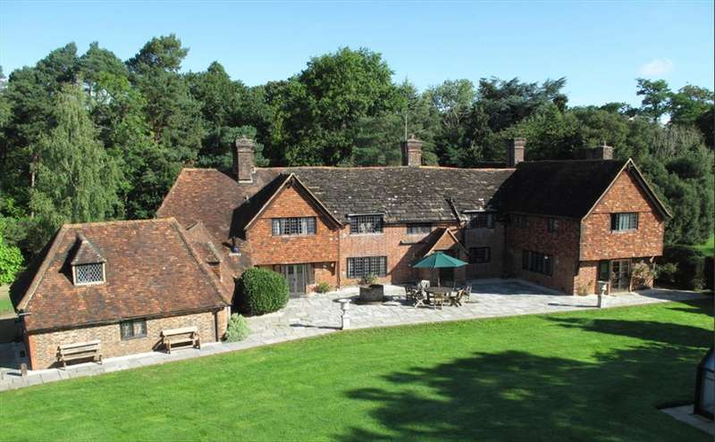 """7 Bedrooms Detached House for sale in """"Tifters"""", The Street, Charlwood, Surrey, RH6 0BY"""
