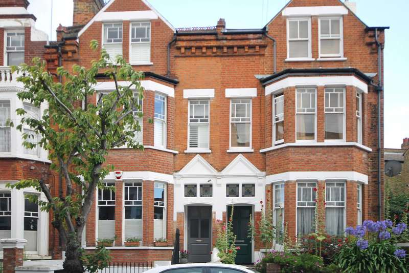 2 Bedrooms Flat for sale in Garfield Road, Clapham Common North Side, SW11