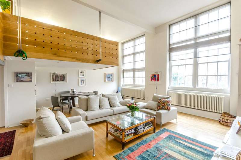 2 Bedrooms Flat for sale in The Paragon, Searles Road, London Bridge, SE1
