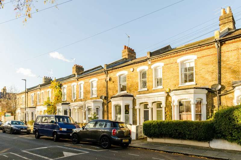 4 Bedrooms House for sale in Bankton Road, Brixton, SW2